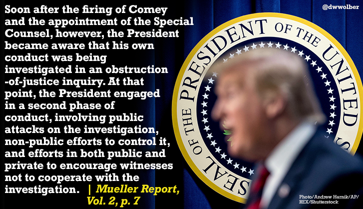 Obstruction Opinions
