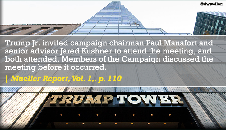 Trump Tower Meeting